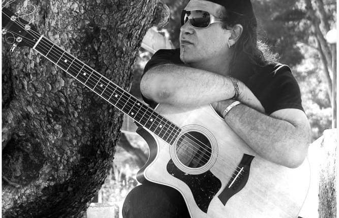 guitariste, chanteur, paolo allen