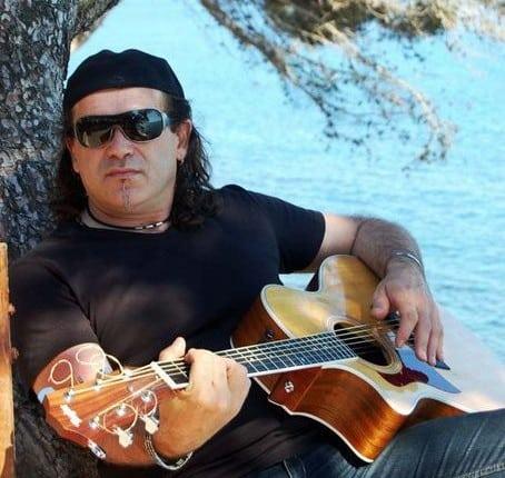paolo allen guitariste